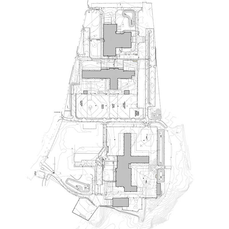 Fort Devens block plan