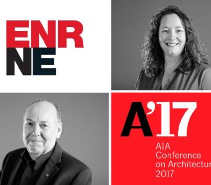 Lorraine Finnegan Philip Poinelli ENR NE AIA CAE Design Juries