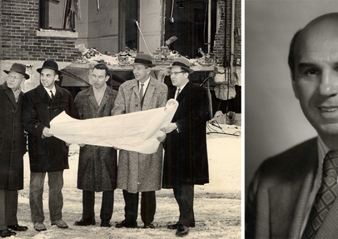 Remembering SMMA Co-Founder William L. Maini
