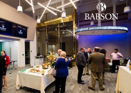 Babson College Boston Entrepreneur Center