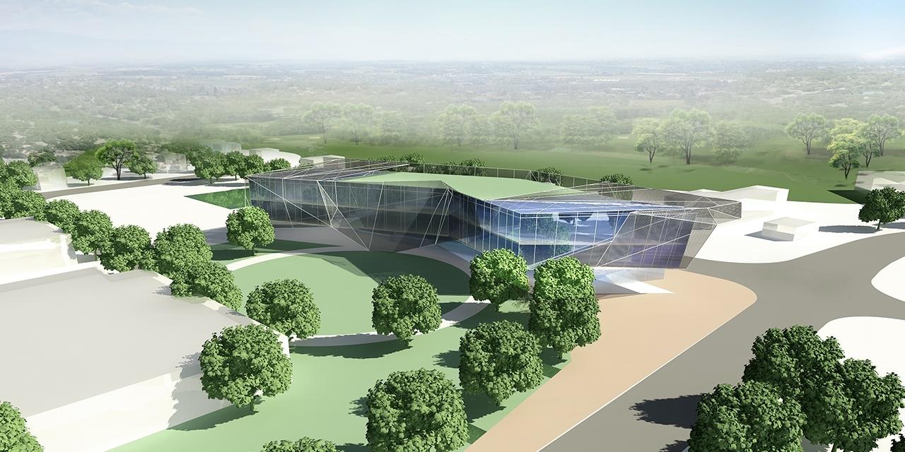 Design Rendering for Community College Health & Nursing Sciences