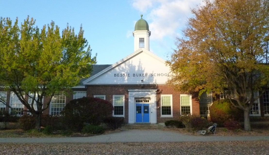 Entrance to Hamilton-Wenham Regional School